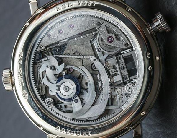 税前价值300万的时计——宝玑三问报时陀飞轮腕表