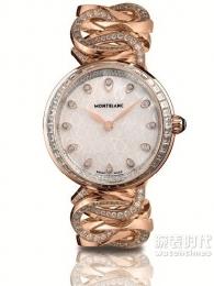 万宝龙摩纳哥格蕾丝王妃高级珠宝款107935手表