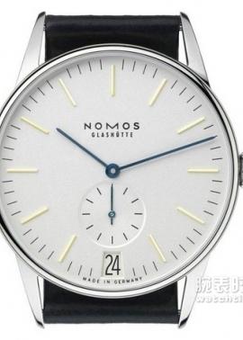 NOMOS Orion日历显示款