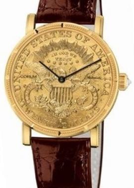 昆侖 金幣腕表款