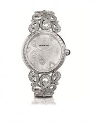 万宝龙摩纳哥格蕾丝王妃高级珠宝款107934手表