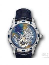 積家琺瑯彩繪系列Q1656402手表