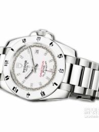 帝舵Grantour系列20050w-95720白色手表