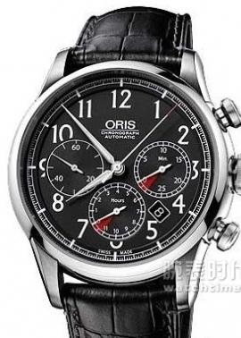 豪利时 运动系列Oris RAID款