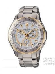 卡西歐OCEANUS系列OCW-800TGY-7A手表