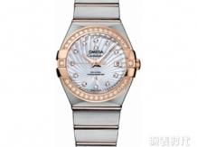 欧米茄星座27毫米女士手表97折在售