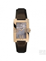 万宝龙侧影优雅女士宝石款104256手表