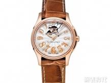汉米尔顿半镂空机械手表上海现货9折
