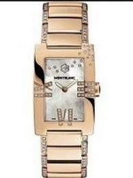 万宝龙侧影优雅女士宝石款104254手表