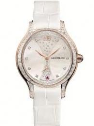 万宝龙摩纳哥格蕾丝王妃镶钻款107396手表