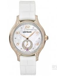 万宝龙摩纳哥格蕾丝王妃镶钻款106887手表