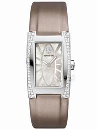 万宝龙侧影优雅女士宝石款105860手表