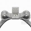 伯爵Limelight Paris New-York系列G0A33170手表_侧面