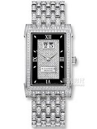 朗格卡巴萊系列868.033 18K白金手表