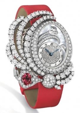 宝玑 高级珠宝腕表 高级珠宝款