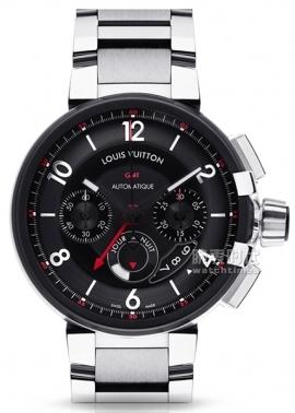 路易威登 Tambour Evolution GMT 計時碼表款