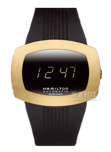 汉米尔顿美国经典未来轮廓系列H52545339_正面