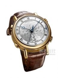 宝玑经典系列7800BA/11/9YV手表