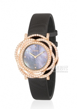 香奈儿 珠宝腕表表带款