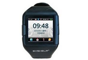 Syscan矽感Syshelp老人智能健康手表