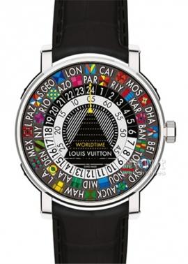 路易威登 Escale Worldtime世界時腕表