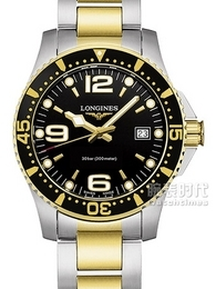 浪琴 康卡斯潜水系列  L3.740.3.56.7