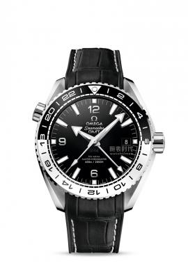 欧米茄 海洋宇宙43.5毫米同轴GMT腕表