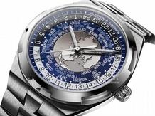 环球旅行伴侣—江诗丹顿顶级世界时腕表