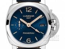 沛纳海新增四款蓝色表盘腕表