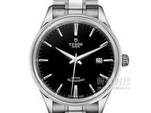 帝舵Tudor 风尚系列黑盘手表现货在售