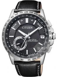 西鐵城光動能衛星對時男手表CC3001-01E