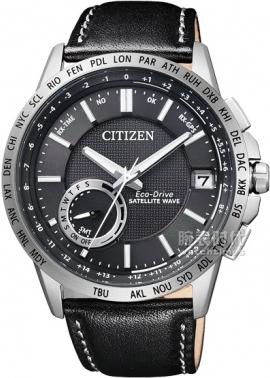 西铁城光动能卫星对时男手表CC3001-01E