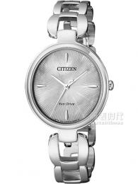 西鐵城光動能女手表EM0420-89D