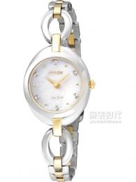 西鐵城光動能女手表EX1434-55D