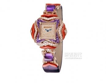 宝格丽创意珠宝系列102453 MUP37D2GD1ACL