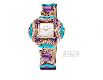宝格丽创意珠宝系列102246 MUP37WGD1ATL