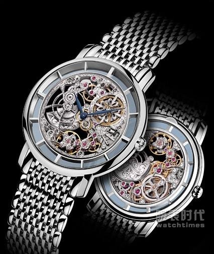 百达翡丽5180/1系列5180/1G 白金手表