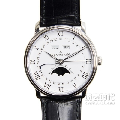 宝珀月相显示系列6654-1127-55B手表