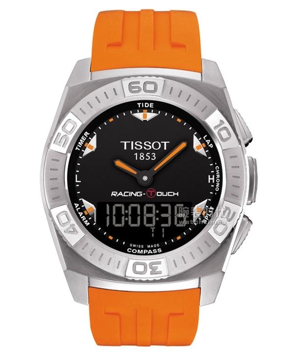 天梭RACING-TOUCH系列T002.520.17.051.01手表