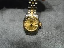 贵族魅力,实拍帝舵公主型女装手表