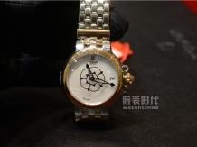 实拍帝舵玫瑰34毫米手表