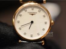 优雅的典范,浪琴嘉岚系列L4.209.1.87.2手表实拍体验