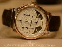 独特魅力,积家双翼计时手表实拍体验