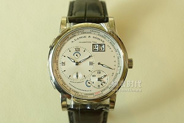 畅享世界,朗格随行,世界时手表图赏_印象