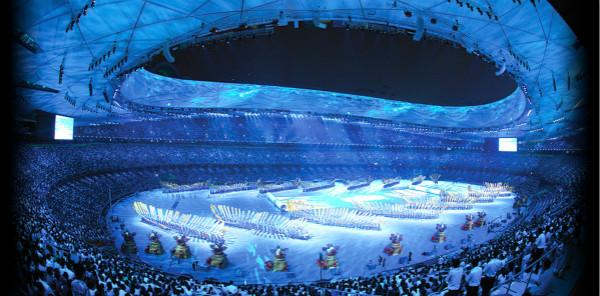 北京奧運盛會似乎成為了一個時代的句點