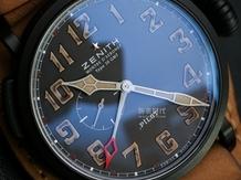 安静的古典飞行员——真力时TYPE 20 1903型手表