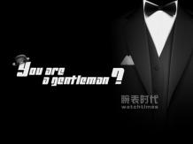 纯黑绅士:五款黑色男士腕表推荐