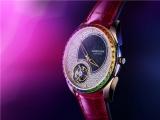帕玛强尼发布通达系列 1950双彩虹飞行陀飞轮腕表