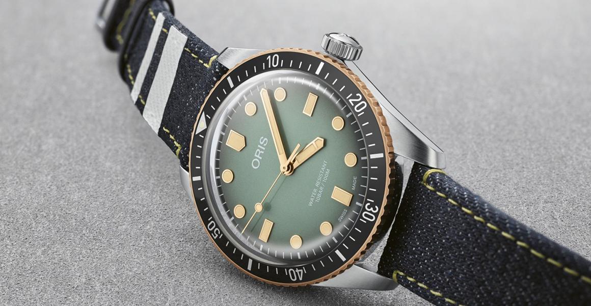 豪利时 X 桃太郎联名版腕表也太太太好看了吧!