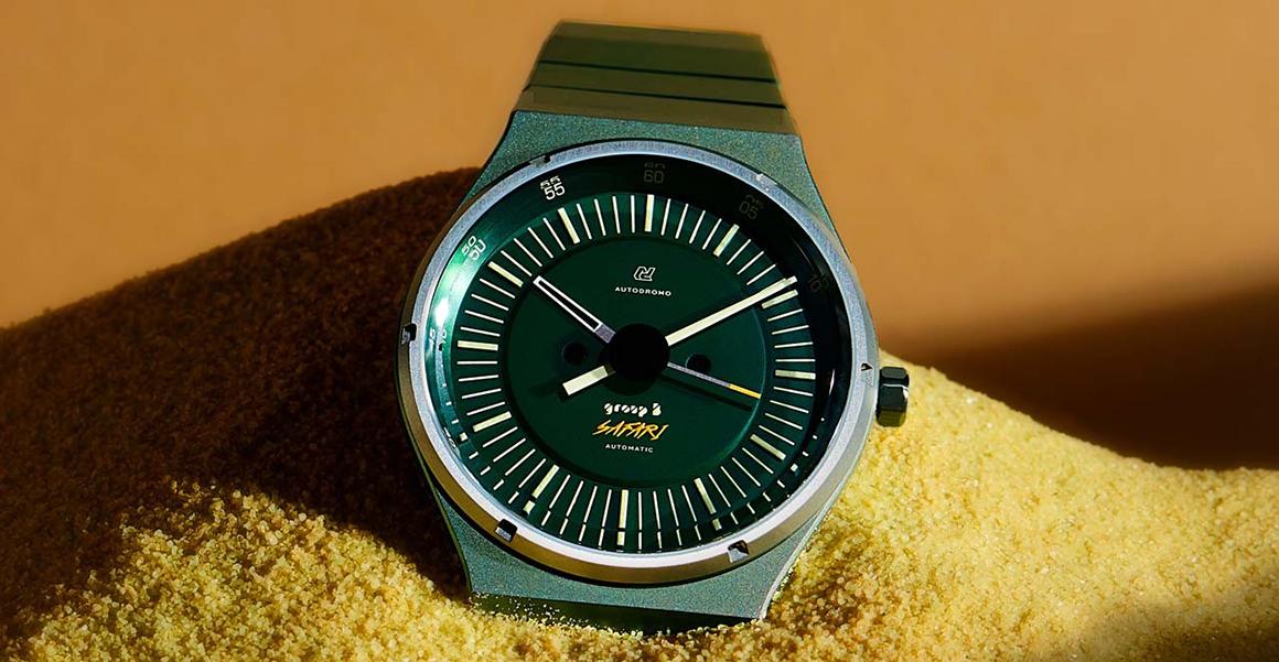 2000到8万,6款2020新品绿盘腕表